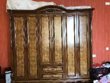 шкаф прованс в Азербайджан: 6-и дверный платяной шкаф