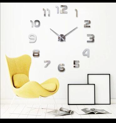 Veliki 3d zidni sat 37inca 94cm no. 002, izgled I boja kao na slikama
