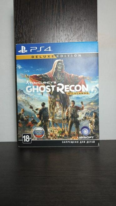 ОБМЕНА НЕТ!!!!! Ghost Recon Deluxe edition-2300 диски в г.Кара Балта в Кара-Балта