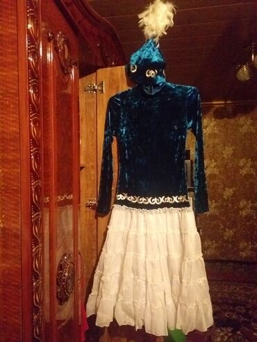 фасоны узбекских платьев в Кыргызстан: Национальное платье в хорошем состоянии