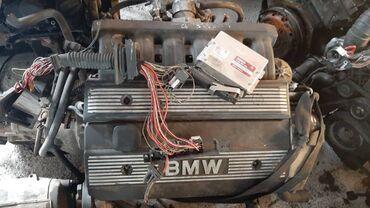 Bmw x3 xdrive20d mt - Кыргызстан: Мотор БМВ BMW BMW Е 34 2.5 БЕНЗИНОВЫЙ Привозной из Германии Жибек