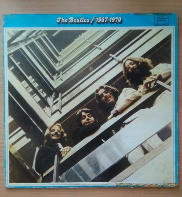 Lp The Beatles/1967-1970, dupli album, Jugoton,očuvan. Preuzimanje po - Belgrade