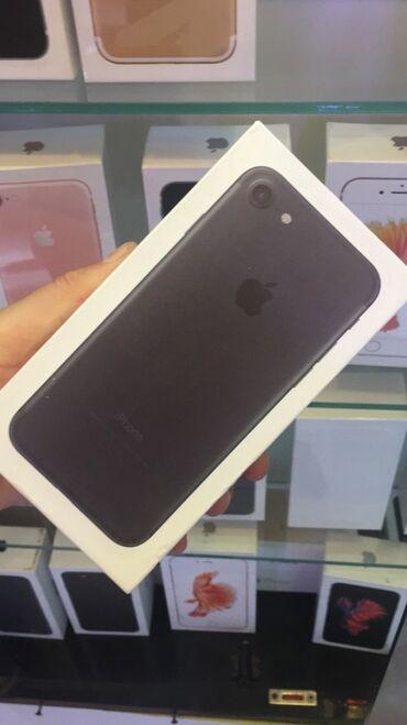 Apple Iphone - Azərbaycan: Yeni iPhone 7 32 GB Qara