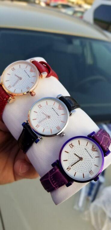 Qol saatları - Zaqatala: Saat hər biri 15 azn. Çatdırılma var instagram @_online.satis_00