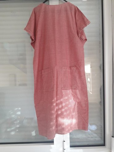 Duzina rukavispod - Srbija: Haljina letnjaDužina ramena 60cm, duzina grudi 55cmDuzina haljine