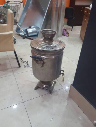 Samovar elektrikli 40 lt