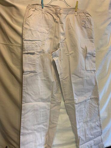 Брюки мужские (Всего 3 штуки) Материал ткани –хлопок 100%  Размер US 4