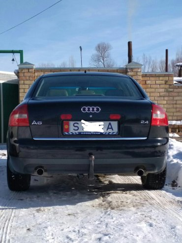 Audi a6 2003 г хор состояние в Покровка
