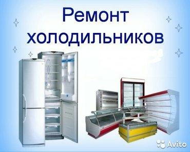 Ремонт холодильников на дом в Бишкек