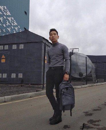 вязаные свитера для мужчин с описанием в Кыргызстан: Мужские свитера L