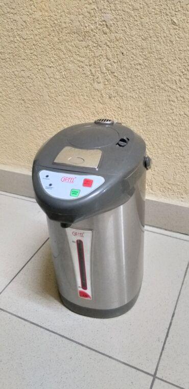 Электрочайники - Кыргызстан: Электрический чайник фирмы Гипфел 6.6 литров. Отличном состоянии