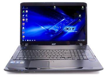 """Bakı şəhərində Acer 8942g i7 noutbuku,8 ayın notbukudu,18. 4"""" ekranladı – belə"""