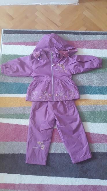 Dečija odeća i obuća - Vladicin Han: Punjeni kompletic za devojcice,vel.2.samo opran,nije koriscen