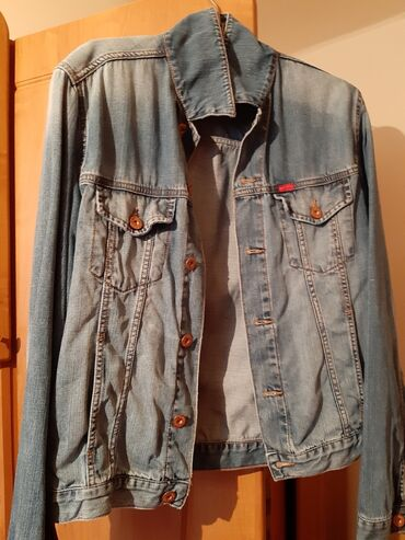 Colins bayan mont - Azərbaycan: Куртка джинсовая,2 раза надевал
