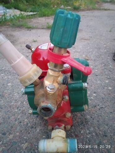 Водный транспорт - Кыргызстан: Опрыскватил насос