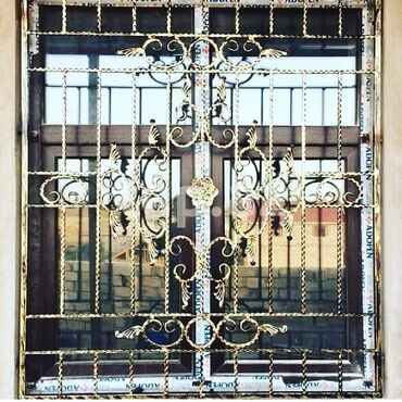 demir qapilar - Azərbaycan: Resotka sifarisiMüxtəlif növ,dizayn,rəng və ölçüdə kreativ metal və