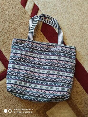 Объемная сумка новая