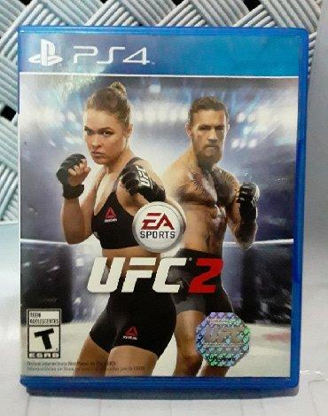 ufc 2 - Azərbaycan: UFC 2, oyun diski satilir, yenidir cızığı ləkəsi yoxdur, tərtəmizdir