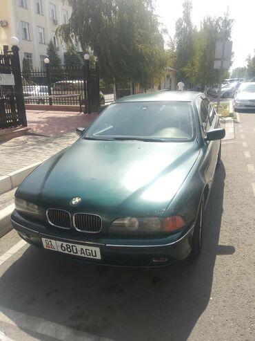 BMW - Газ - Бишкек: BMW 523 2.5 л. 1998 | 300 км