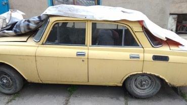 Москвич в Кыргызстан: Москвич 2140 1978