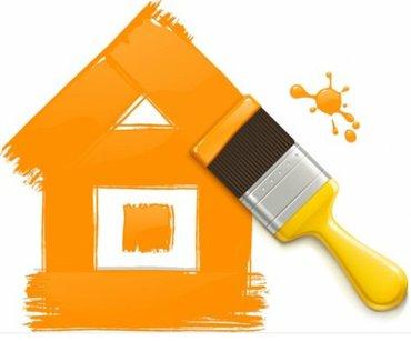 психологические консультации в Кыргызстан: Ремонт отделка квартир домов покраска ламинат обои шпаклёвка гипсокар
