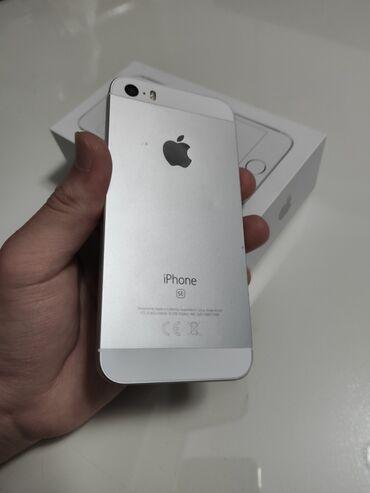чехлы для meizu mx4 в Кыргызстан: Б/У iPhone SE 32 ГБ Серебристый