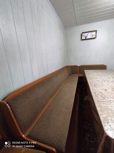 1293 объявлений: Продаю кухонный уголок, стол и 6 стульев! Состояние хорошее, чистый и