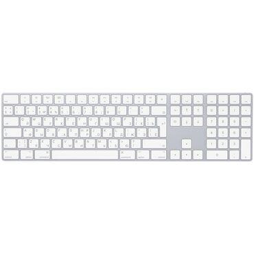чек в Кыргызстан: Клавиатура Magic Keyboard с цифровой панелью, русская раскладка
