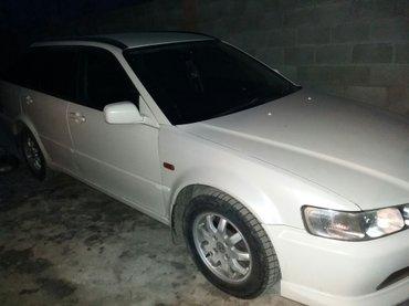 продаю хонда-аккорд. 2001 года,об. 2. 3 в отл. состоянии. зимние шины, в Бишкек