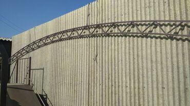 Металлопрокат, швеллеры - Бишкек: Цена 2400размер дилина 5,95 всата 50 с.метр 10 штук крашыный, новый
