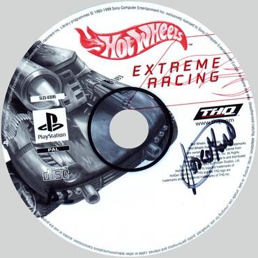 PS2 & PS1 (Sony PlayStation 2 & 1) Azərbaycanda: HotWheels-ExtremeRacing.Ps1 üçün.Yenidir.Sayı çoxdur