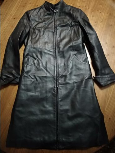 Коженная куртка. Размер XL. В хорошем состоянии в Бишкек