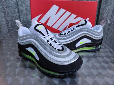 Htc one m9 glacial silver - Srbija: Nike Air Max 97 White/Silver/Fluorescent Green-Nike Pack!   Nike potpu