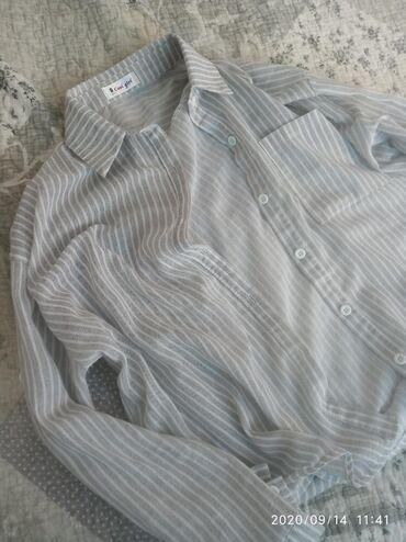 Мужская одежда - Кара-Балта: Рубашка тонкая 200сом, Кара Балта