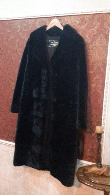 Шубы - Сокулук: Шуба норковая Блек лама, новая. Мех североамериканский шикарный. Фасо