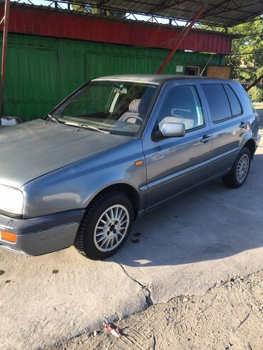 Volkswagen Golf 2 л. 1996 | 250000 км
