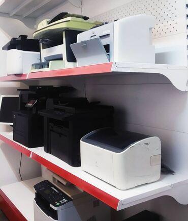 Принтеры - Кыргызстан: МФУ и принтеры разных моделей, для дома школ, офиса в отличном