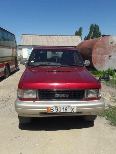 Isuzu - Кыргызстан: Isuzu Bighorn 3 л. 1996 | 100000 км