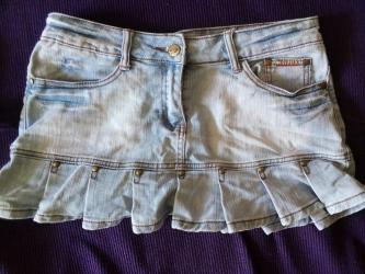 Ostala dečija odeća | Nis: Tinejdz suknjica, size 30,obim struka 76cm,duzina 29cm, u odličnom sta
