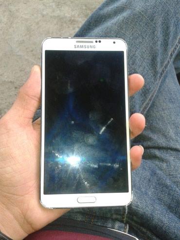 Lənkəran şəhərində Samsung note3 3 gb ram 32  gb yaddaş bezproblem teldi bilən bilir