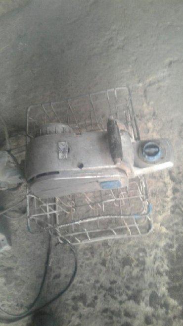 Шлифовальные машины в Кыргызстан: Продаю электрорубанок-фуганок переделоный от сети на 220вольт