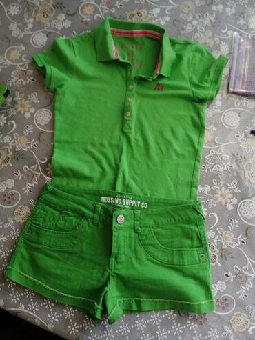 Детские топы и рубашки в Кыргызстан: Очень хорошая футболка, для девочки, 10-12 лет