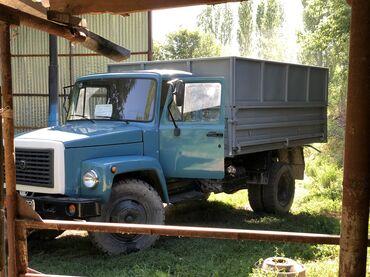 Продается ГАЗ 53, самосвал, бензин, шумоизоляция