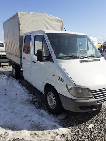 Mercedes-Benz Sprinter 2.2 л. 2002 | 239658 км