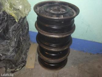Продам диски r14 разболтовка 5 x 114. 3
