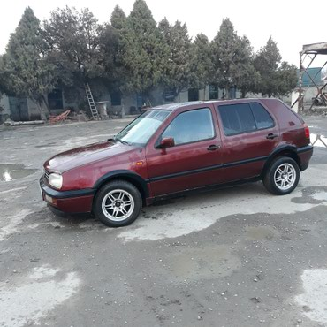 Volkswagen Golf 1993 в Кербен