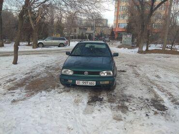 жрт тест в Кыргызстан: Volkswagen Golf Variant 1.6 л. 1997 | 153000 км