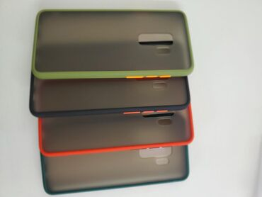 красивые-чехлы-на-телефон в Кыргызстан: Чехол матовый, красивый и модный на разные модели телефонов в 4 цветах