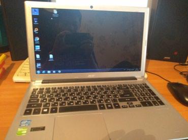 Срочно! продается ноотбук acer corе-i5 озу в Баткен