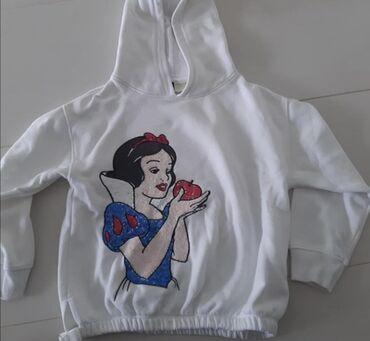 Dečiji Topići I Majice | Nova Pazova: Duks Zara kids iz kolekcije dizni princeze vel 8 lepo očuvan